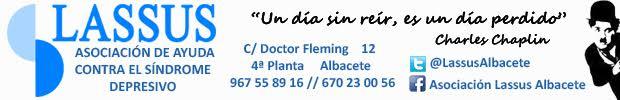 Lassus - Asociación de Ayuda contra el síndrome depresivo