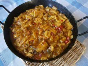 gazpacho manchego sin gluten