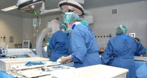 """Talavera de la Reina, 26-Septiembre-2013 Quirofano de Traumatologia en el Hospital General """"Ntra. Sra. del Prado"""", de Talavera de la Reina. Imagen: ABEL MARTINEZ. SESCAM"""
