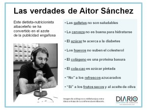 Las verdades de Aitor Sánchez
