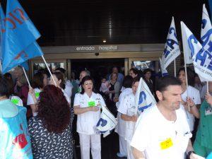 Protesta sindical