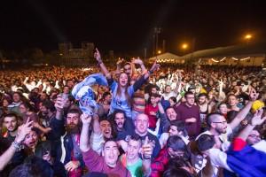 Imagen de la página oficial del festival Viña Rock.