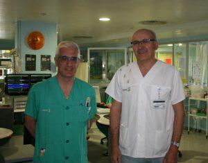 Coordinadores trasplantes