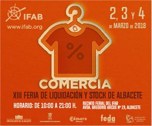 2, 3 y 4 marzo - Comercia Albacete