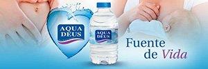 Agua AQUADEUS - fuente de vida