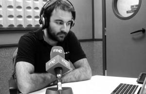 Aitor Sánchez en una imagen colgada en su blog midietacojea.com
