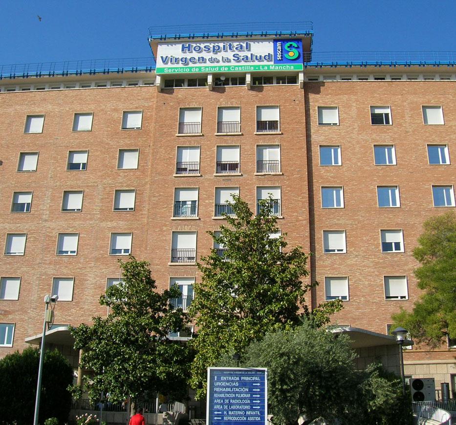 coronavirus Virgen Salud Toledo