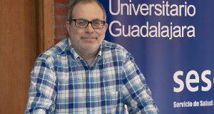 José Manuel Ramia, jefe de Cirugía del Hospital de Guadalajara