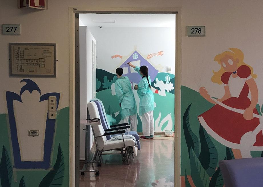 pacientes Alicia País Maravillas
