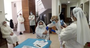 vacunas COVID residencias