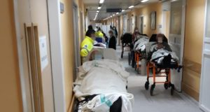 Hospital Virgen Salud Toledo colapso 2021